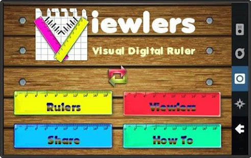 Viewlers Free Digital Ruler- screenshot thumbnail