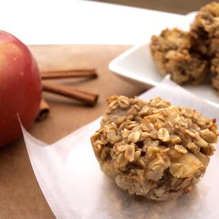 Apple Cinnamon Baked Oatmeal Cups {Gluten-Free, Dairy-Free, Nut-Free, Soy-Free} Recipe