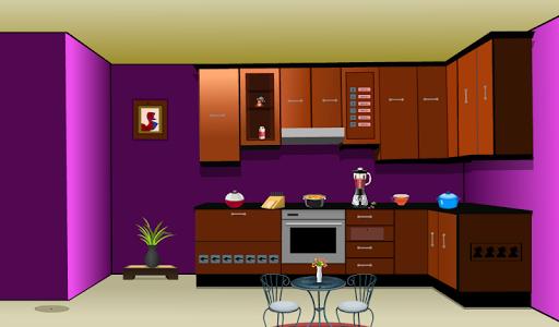 Modern Purple House Escape Apk Download 6