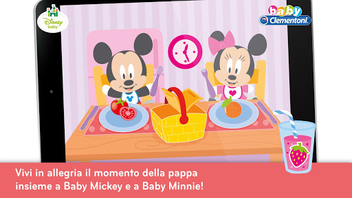 Baby Minnie Mia Amica Bambola apkmr screenshots 14