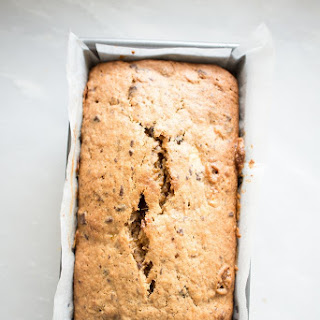 Chocolate and Brown Sugar Banana Bread