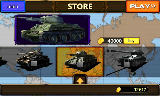 War of Tank 3D 1.8.1 screenshots 2