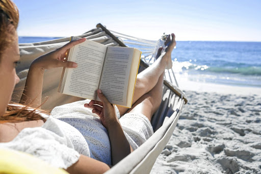 Beating the stress: Putting your feet up may not be the best way to relax on holiday. Research shows that achieving optimal experience is an active rather than a passive activity. Picture: SUPPLIED