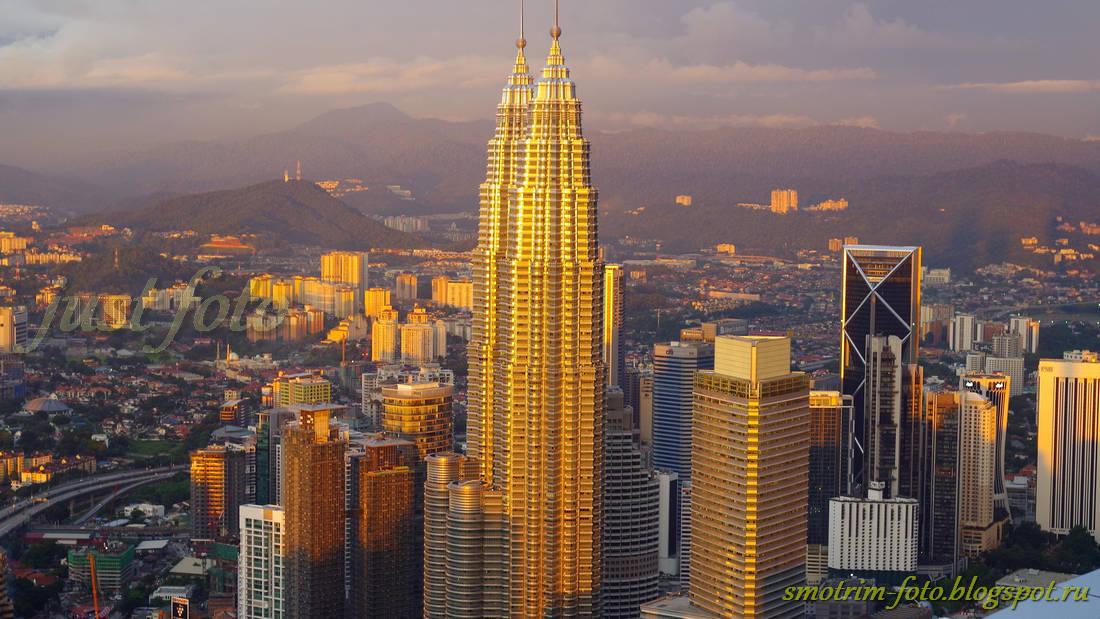 Столица Куала-Лумпур