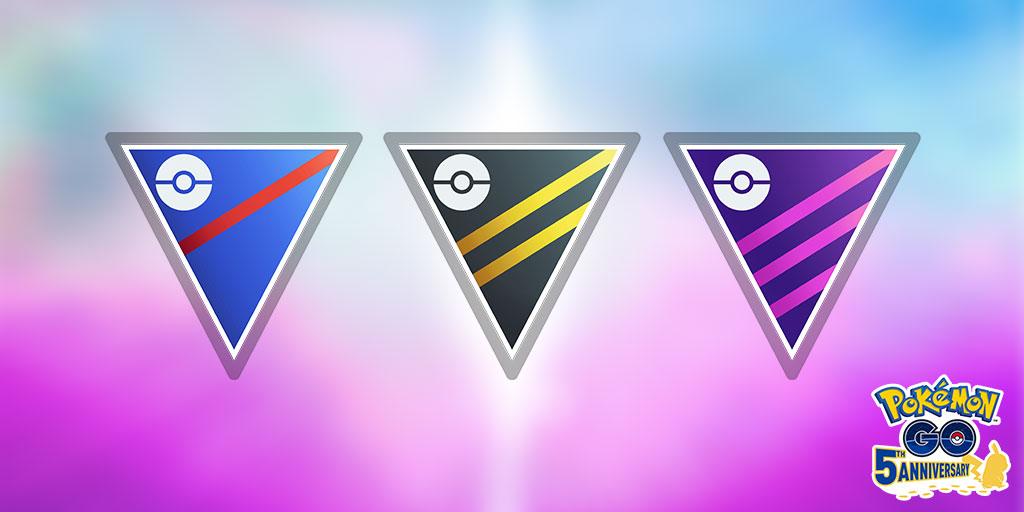 GO Battle League: Season 9 Update