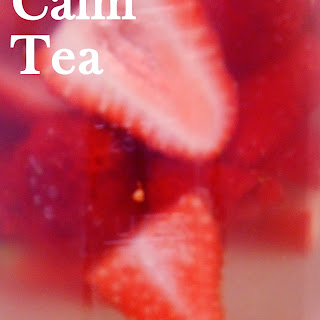 Summertime Calm Tea