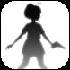 シルエット少女 - Androidアプリ