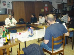 Photo: Writing workshop