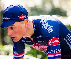 """Ondanks zijn 'zonden' zit Van der Poel nog op wedstrijdgewicht: """"Ik vind dat niet heel moeilijk"""""""