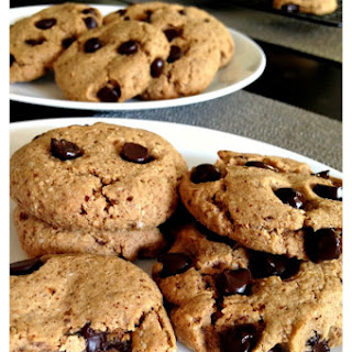 Ultimate Soft and Chewy Paleo Chocolate Chip Cookies