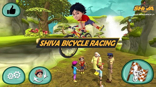 Shiva Bicycle Racing 2.2 screenshots 1