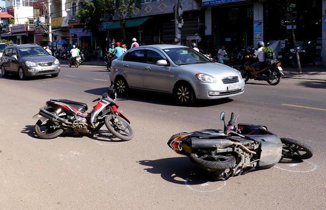 Giải mã tai nạn xe máy với số đề Việt