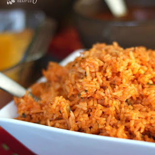 Restaurant Style Mexican Rice.