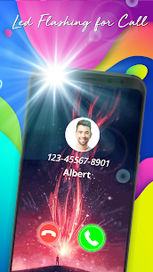 Color Call – Color Phone Flash & Call Screen Theme 3