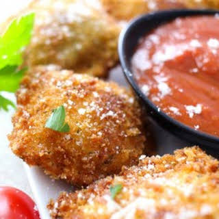 Crispy Fried Ravioli.