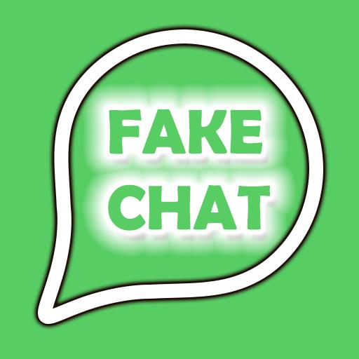 Fake chat app