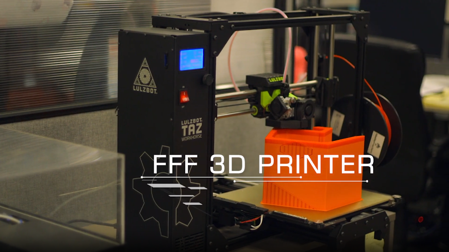 FFF 3D printers comes in all shapes and sizes for a multitude of different use cases.