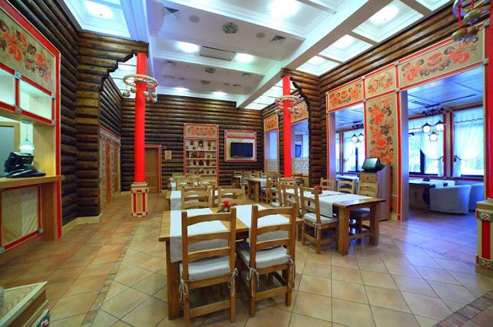 Фото №3 зала Ресторан «Клюква»