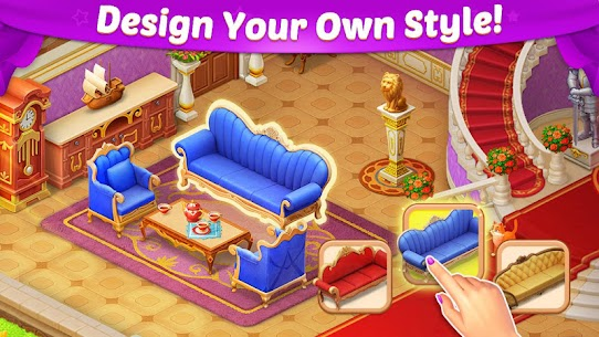 Castle Story: Puzzle & Choice MOD APK 1.19.4 [Many Scrolls] 2