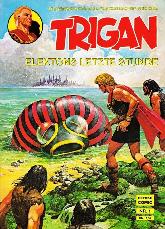 Trigan (1989) - komplett