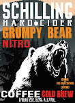 Schilling Grumpy Bear Cold Brew Coffee Cider