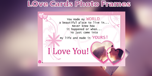 Love Card photo frame Apk 4.0 | Download Only APK file for Android