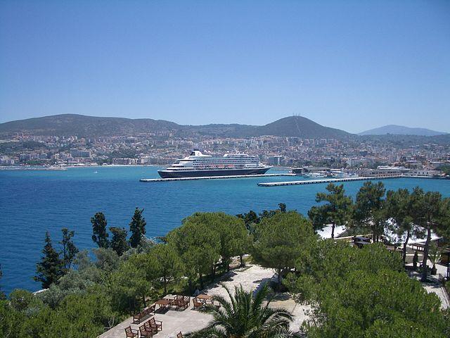 کشتی کروز ترکیه