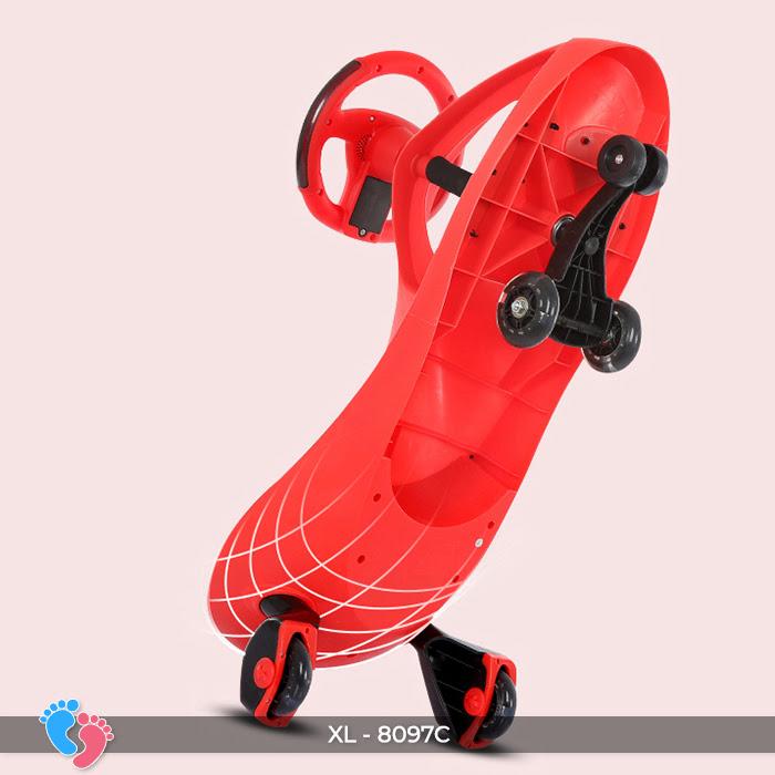 Xe lắc cho trẻ em Broller XL-8097C 5