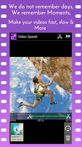 Video Speed Slow Motion & Fast 1.79 screenshots 1