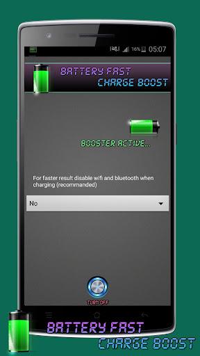 バッテリー急速充電ブースター