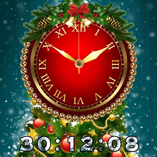 Christmas Wallpaper - Xmas Countdown 2017 & Clock