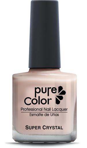 esmalte pure color brillo color melocotón pcb-108