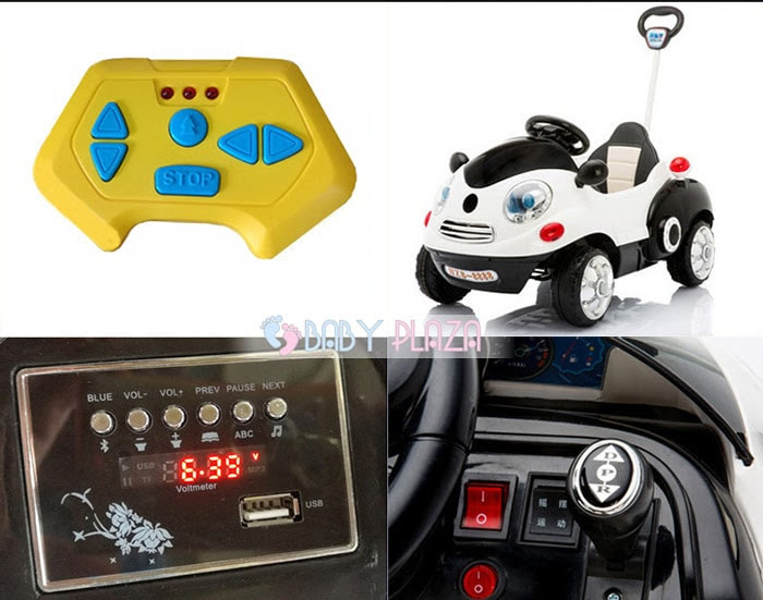 Ô tô điện dành cho bé C04217 (HZB-8888) 5