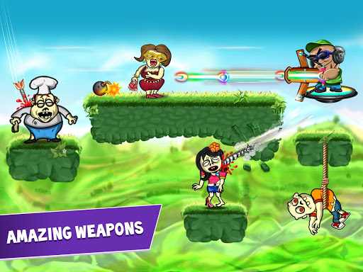 Zombie Archery ud83cudff9 - Zombies Arrow shooting Games 1.2.1 screenshots 12