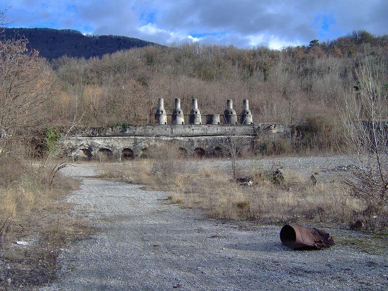 La cimenterie du Genevray
