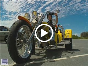 Video: Revetec test day acceleration in GTM trike