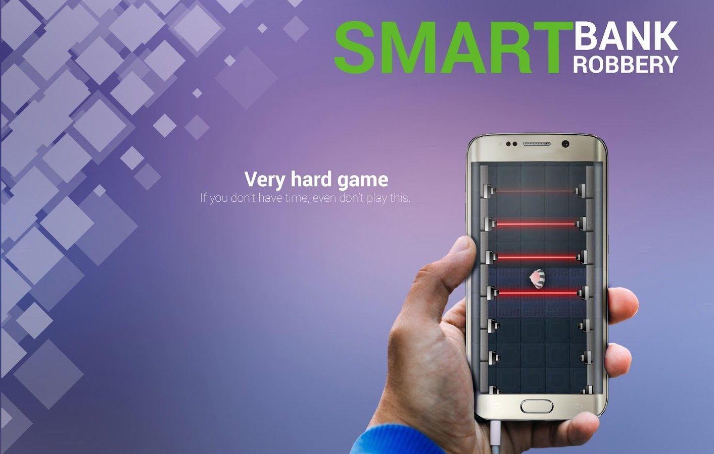 Smart bank robbery puzzle game- screenshot