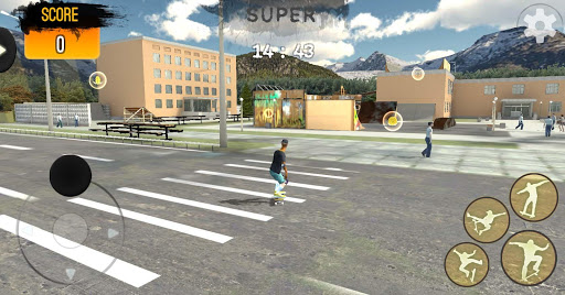 Freestyle Extreme Skater: Flippy Skate screenshots 16