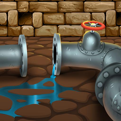 Diggy's Adventure: Flucht dem 2D Labyrinth Puzzle