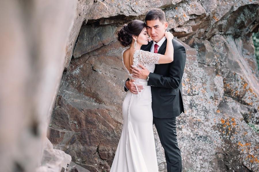 Huwelijksfotograaf Dauren Abilkhayatov (abilkhayatov). Foto van 13.10.2016