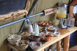 Photo: Breakfast time!