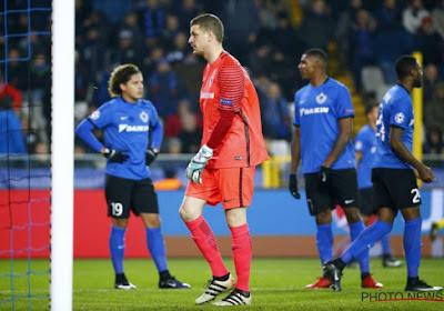 Club Brugge verliest van FC Kopenhagen en sluit Champions Leaguecampagne af met 0 op 18