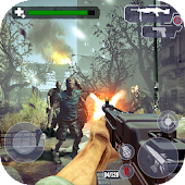 Zombie Hunter Shooting The Zombie Apocalypse 3D Android APK Download Free By KenSoft Game Studio