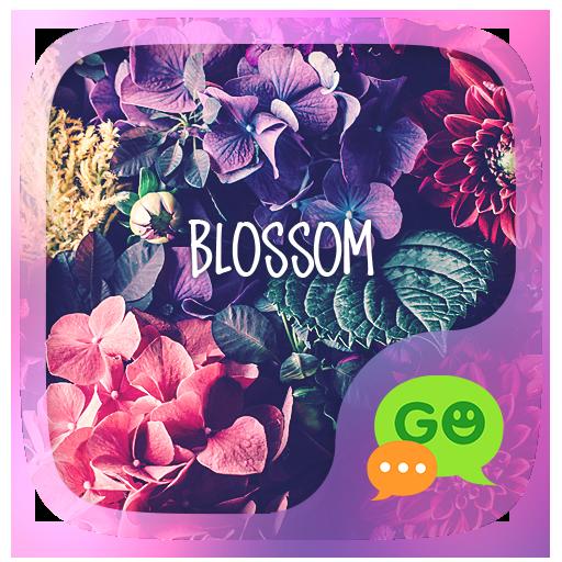 GO SMS BLOSSOM II THEME