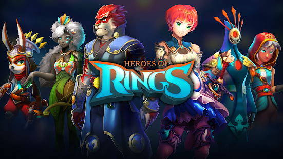 Heroes of Rings: Dragons War 7