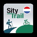 SityTrail Netherlands - hiking