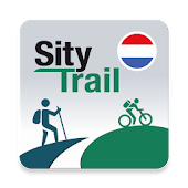 SityTrail Netherlands - hiking