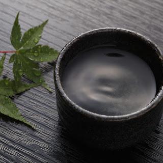 Samurai Swan Song Cocktail.