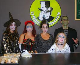 Photo: La Fabrica Halloween Team
