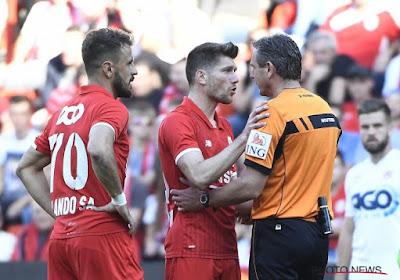 """Pocognoli reageert op de meest bizarre rode kaart uit zijn carrière na tussenkomst van de videoref: """"Dat zou ik nooit doen"""""""